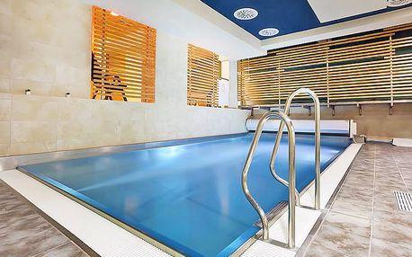 Dovolená v Tatrách pro DVA se vstupem do wellness a polopenzí v 4* hotelu
