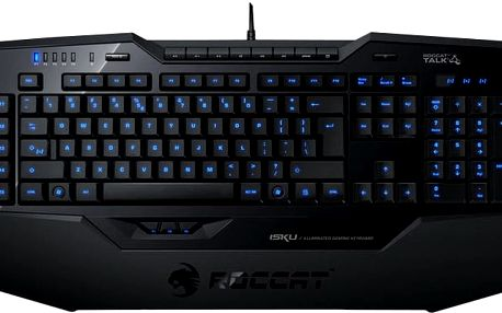 ROCCAT Isku Illuminated, US - ROC-12-721