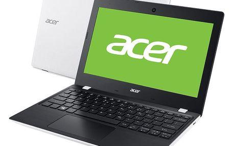 Acer Aspire One 11 (AO1-132-C3WT), bílo-černá - NX.SHPEC.004