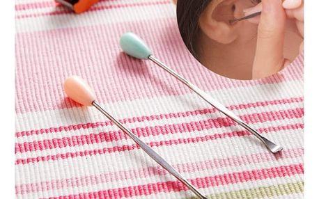 Tyčinka na čištění uší