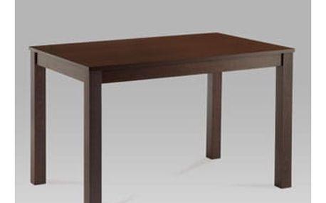Jídelní stůl BT-6957 barva ořech