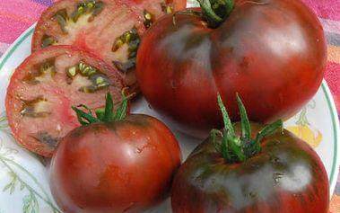 Semena speciální odrůdy rajčete černý princ - 100 ks