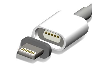Kabel s magnetickým adaptérem pro iPhone