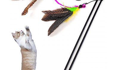 Trénovací hračka pro kočky