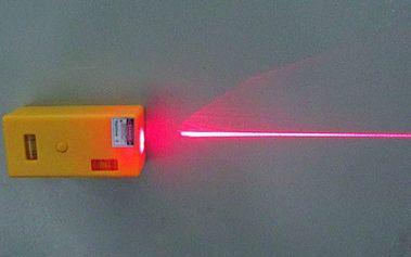 Laserová vodováha s magnetem - 2 druhy
