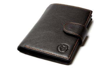Klasická pánská peněženka s mnoha kapsami