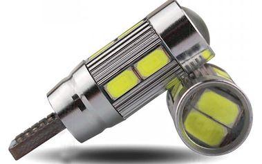Výkonná LED žárovka T10 (5W)