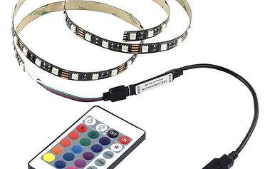 LED pásek s ovladačem