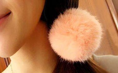 Dívčí gumička do vlasů v roztomilém designu