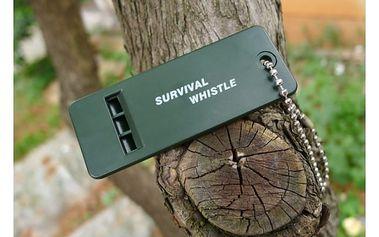 Taktická píšťalka pro přežití