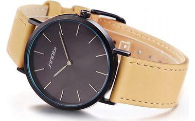 Dámské hodinky v jednoduchém provedení - 4 varianty
