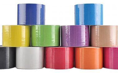 Tejpovací páska - 11 barev (5 m)