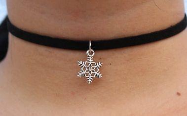 Semišový choker náhrdelník - 18 variant