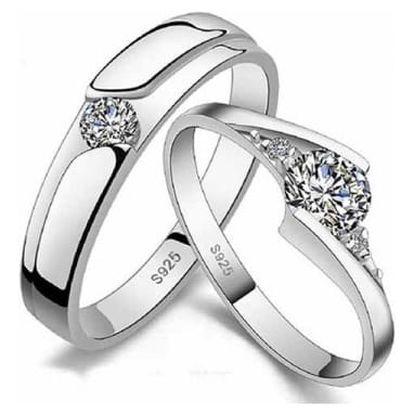 Krásné prstýnky ve svatebním stylu - 6 druhů