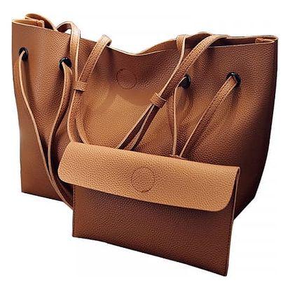 Originální módní set kabelky a psaníčka - různé barvy