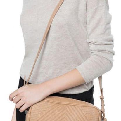 Dámská módní kabelka s popruhem