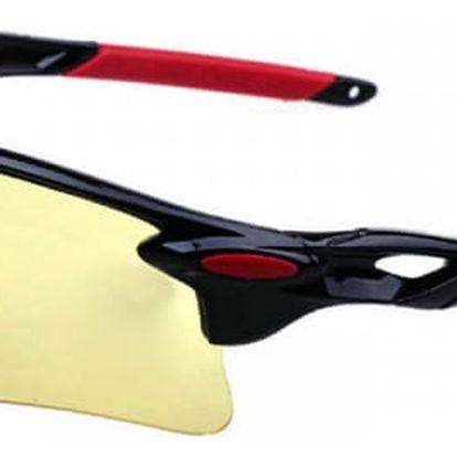 Sluneční brýle pro sportovní aktivity - různé barvy