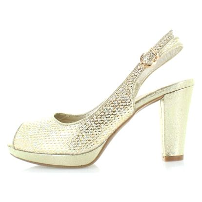 Zlaté sandály Kandys