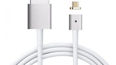 Magnetická nabíječka na android telefon s micro USB