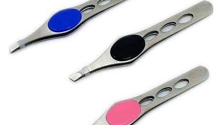 Pinzeta na obočí - více barev