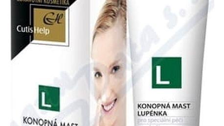 CutisHelp LUPÉNKA Konopná mast 100ml