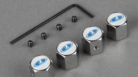 Ozdobné čepičky na ventilky pro vozy Lada