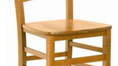 Dřevěná židle Rafo olše