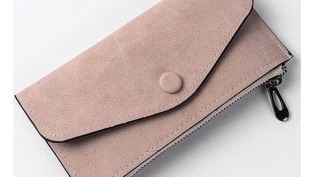 Pouzdro pro mobil i elegantní peněženka - 2v1