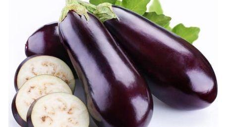 Semena baklažánu - různé odrůdy (100 ks semen)