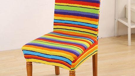Elastický potah na židli - 15 variant