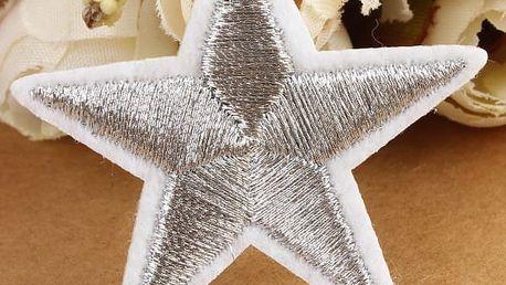 Nášivka v podobě hvězdy
