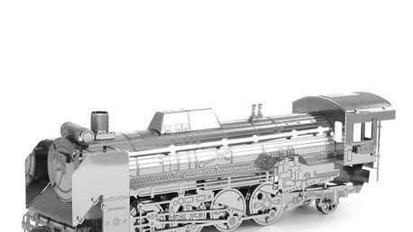 3D puzzle - Lokomotiva D51