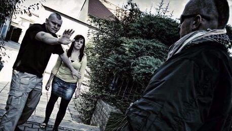 Staň se bojovníkem - minikurz sebeobrany pro muže