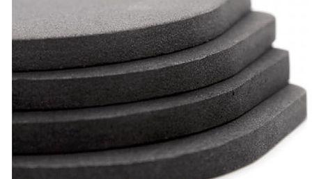 Podložky protiskluzové pod pračku a ledničku - 4 ks