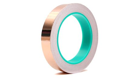 Měděná stínící páska - 12 mm nebo 20 mm