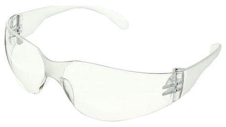 Čiré ochranné pracovní brýle