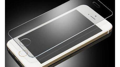 Tvrzené sklo pro iPhone 5 5S 5c - odolné vůči nárazům