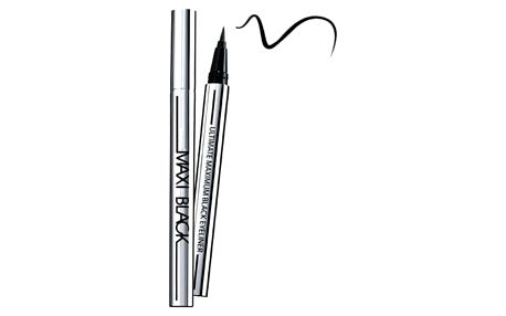 Pero na tekuté oční linky v černé barvě - voděodolné
