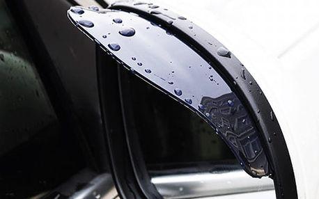 Fólie proti dešti na zpětná zrcátka