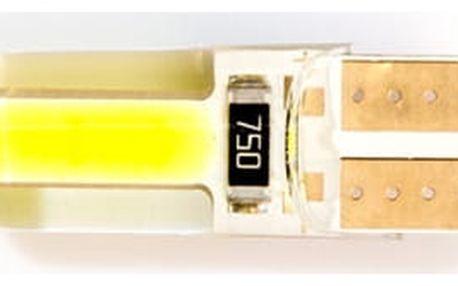 LED autožárovka T10 W5W - více barev