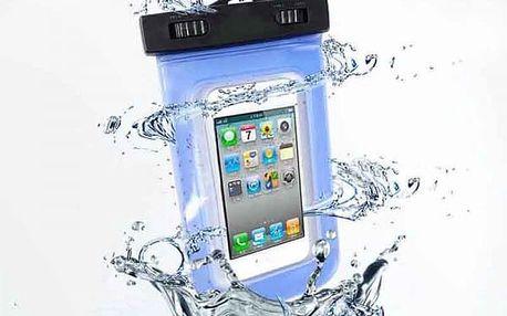 Praktické vodotěsné pouzdro pro smartphony do 5,5 - různé barvy