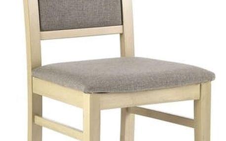 Dřevěná židle Sylwek 1 dub sonoma