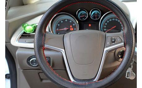 Univerzální kožený potah na volant