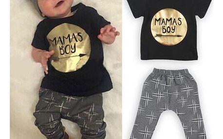 Novorozenecký komplet - Maminky chlapeček