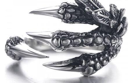 Prsten v podobě dračího drápu