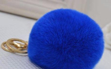 Trendy PomPom na kabelku v mnoha módních barvách