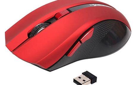 Elegantní bezdrátová myš s citlivostí až 2400dpi – více barev