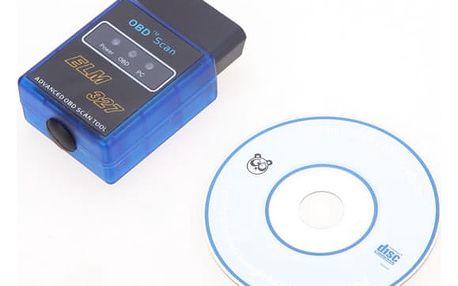Vylepšená bluetooth autodiagnostika ELM327 V2.1 OBD2