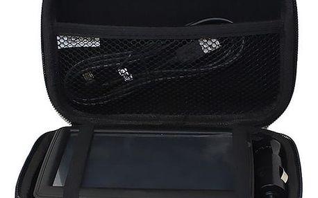 Univerzální ochranné pouzdro pro GPS navigaci do velikosti 5 palců