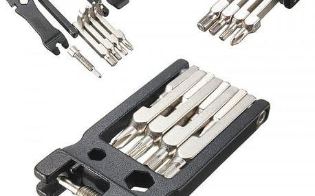 Multifunkční nástroj pro opravu a údržbu jízdního kola